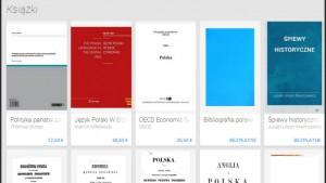 Teraz kupisz też książki w polskim Google Play!