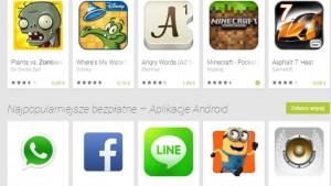 Nowy wygląd sklepu Google Play – zobacz co się zmieniło!