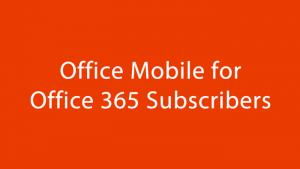 """MS Office w końcu na Android! Jest tylko jedno, małe """"ale""""…"""