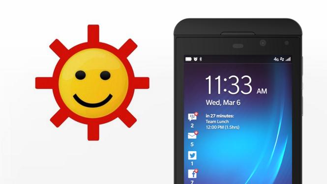 GG na BlackBerry 10 już jest!