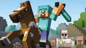 Minecraft: Jak złapać i oswoić konia?