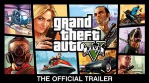 Oficjalny trailer GTA V już jutro!
