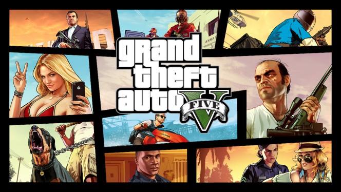 Wszystko o GTA V