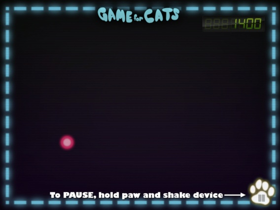Game for cats - gra dla kota na ipada