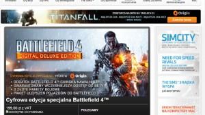 EA i Origin: zwrócimy pieniądze jeśli nie spodoba Ci się nasza gra