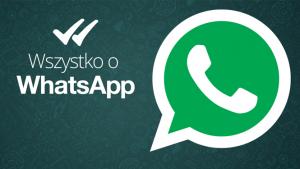 Jak usunąć wiadomość w WhatsApp?