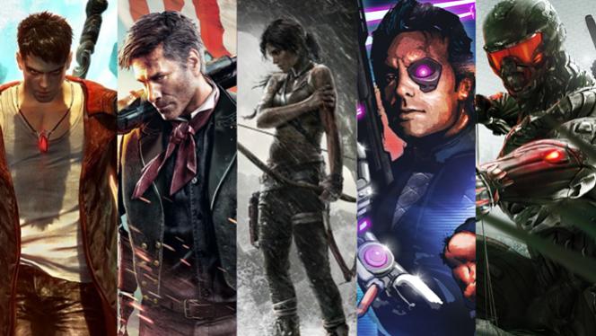 Najlepsze gry pierwszej połowy 2013