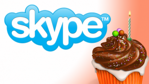 Trochę historii na 10 urodziny Skype