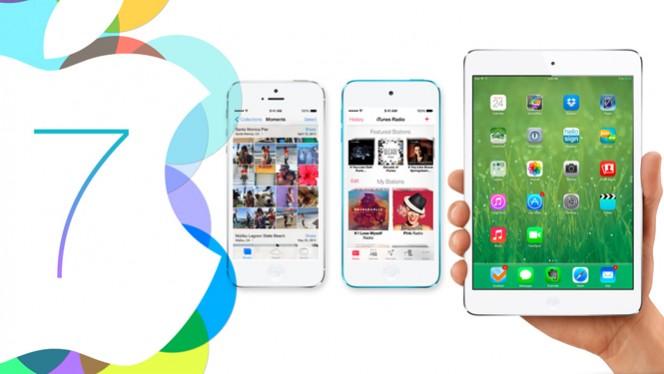 Premiera iOS7: Różnice w iOS 7 na różnych modelach iPhone, iPad oraz iPod Touch