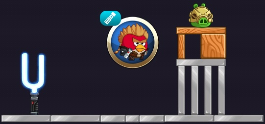 Anakin Episode II Angry Birds Star Wars 2
