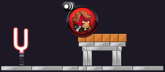 Anakin Episode III Angry Birds Star Wars 2
