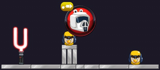 Biker Scout Angry Birds Star Wars 2
