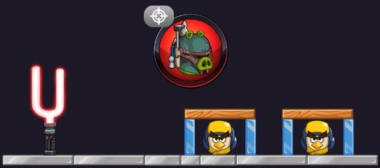 Boba Fett Angry Birds Star Wars 2