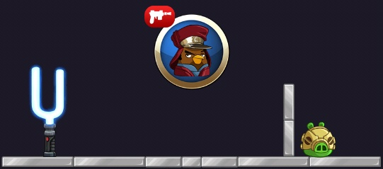 Captain Panaka Angry Birds Star Wars 2