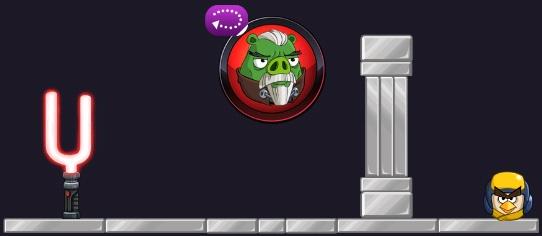 Count Dooku Angry Birds Star Wars 2