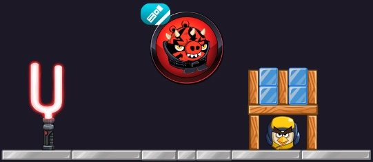 Darth Maul Angry Birds Star Wars 2