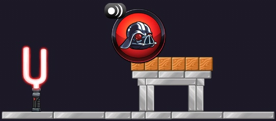 Darth Vader Angry Birds Star Wars 2
