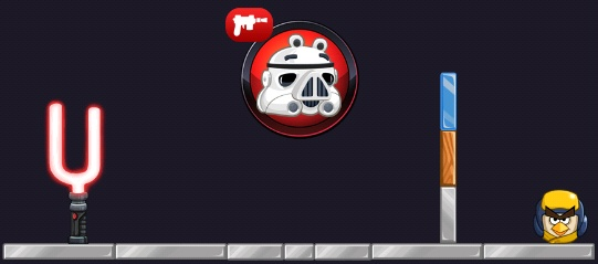 Stormtrooper Angry Birds Star Wars 2