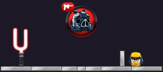 TIE Fighter Pilot Angry Birds Star Wars 2