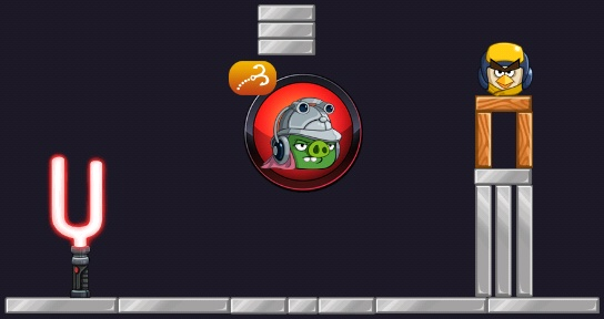 Zam Wesell Angry Birds Star Wars 2