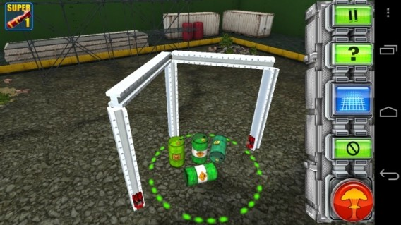 Demolition master 3D Free na Android