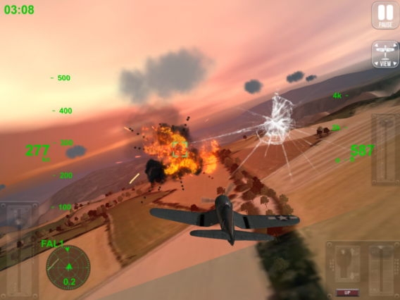Historical Landings na Android