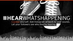 Integracja Instagram i SoundCloud
