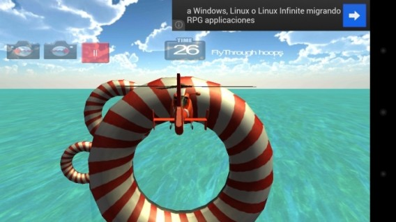 Helicopter Pilot Free na Android