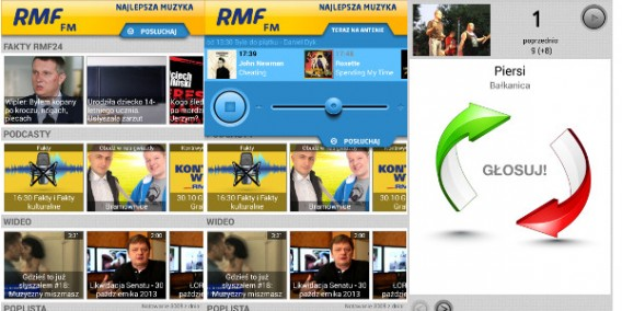 RMF FM na Android