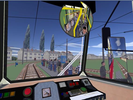 tram simulator