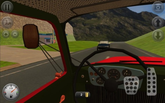 Truck driver 3D na Android