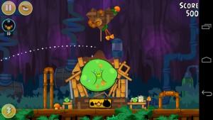 Nowe poziomy w klasycznym Angry Birds – aktualizacja