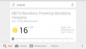 Aktualizacja Google Search z nowymi funkcjami Google Now