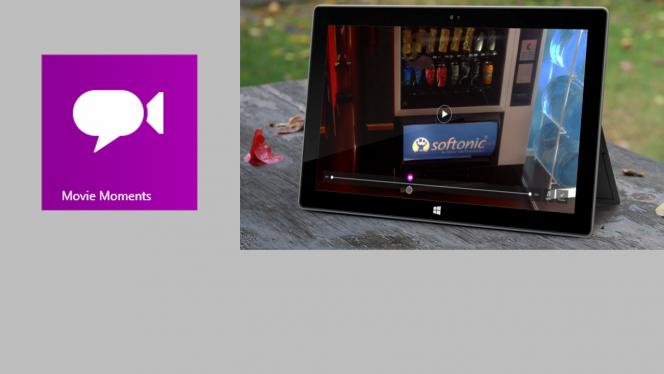 Movie Moments dla Windows 8.1: Jak edytować wideo?