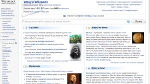 Cała Wikipedia na dysku twardym? Czemu nie!