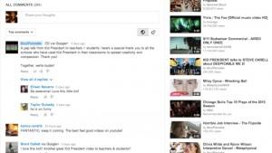 Google przyznaje: nowe komentarze w YouTube to siedlisko spamu