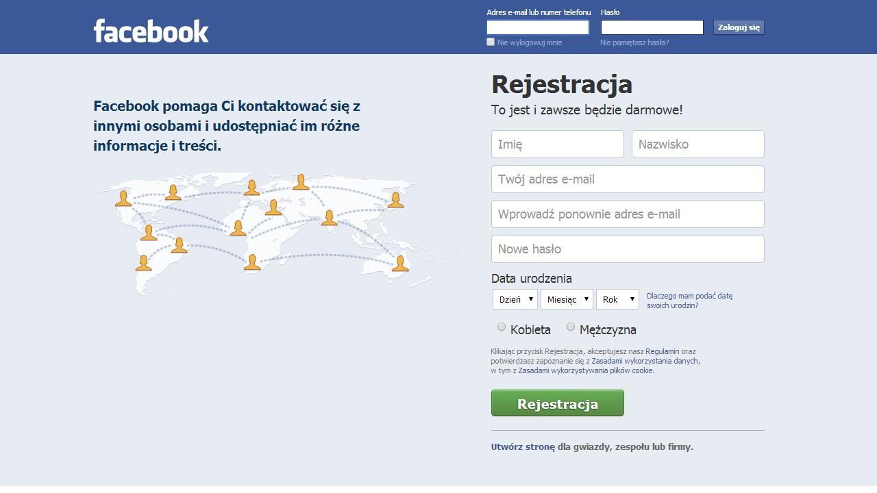f3fab610abe5d7 Jak założyć konto na Facebooku?