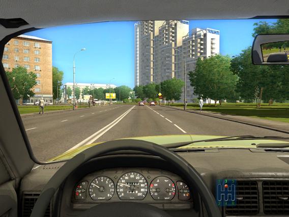 symulator dla poczatkujacych kierowcow