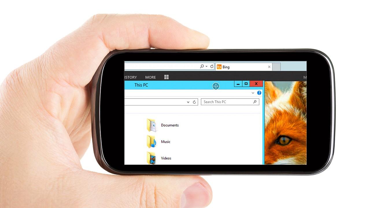 5 powodów by korzystać z Windows na iPad, iPhone i Android