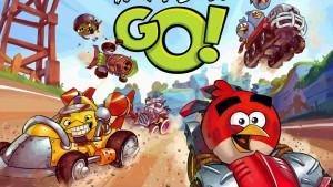 Angry Birds Go wystartowało!