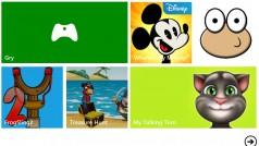 Najlepsze gry dla dzieci na Windows Phone Nokia Lumia