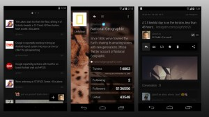 Aktualizacja Carbon for Twitter na Androida