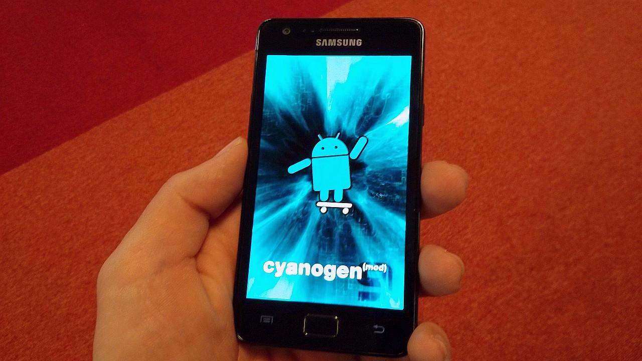 CyanogenMod Installer dla Maka wydany