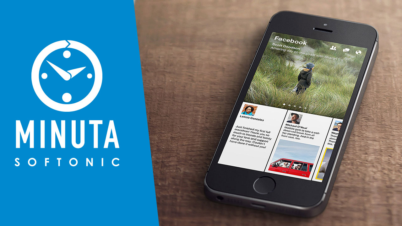 Minuta Softonic: Facebook, Hotline Miami, SkyDrive i VLC