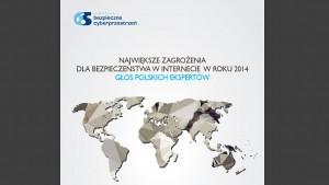 Największe zagrożenia w sieci w roku 2014 – raport