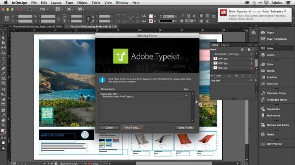 TypeKit od Creative Cloud