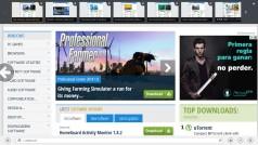 Dotykowe przeglądarki dla Windows 8: Chrome i Firefox w trybie dla tabletów