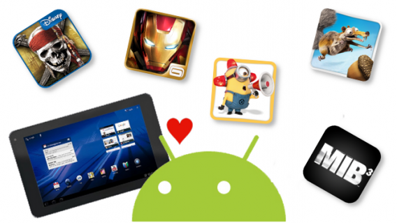 gry na tablet z Android