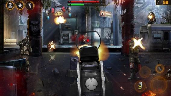 overkill 2 strzelanki na android