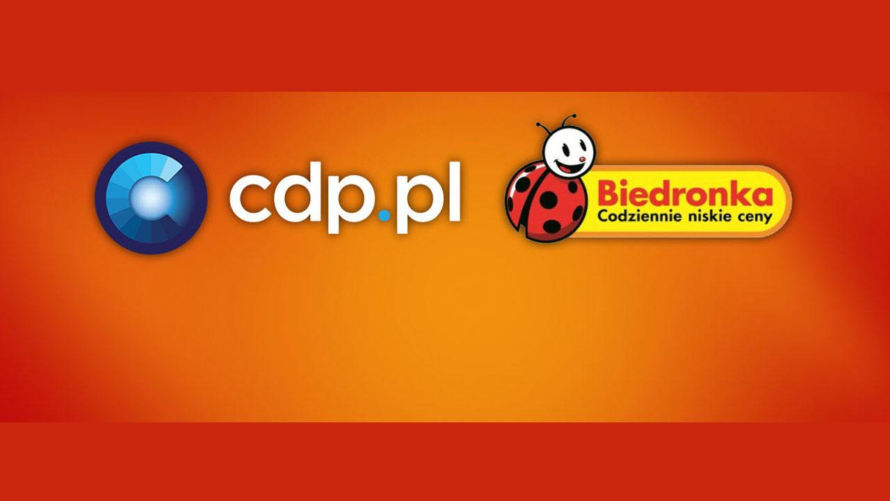 Promocja od Cdp.pl i Biedronki – znamy listę gier